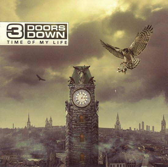 dvd cover 3 Doors Down - Time Of My Life (2011)