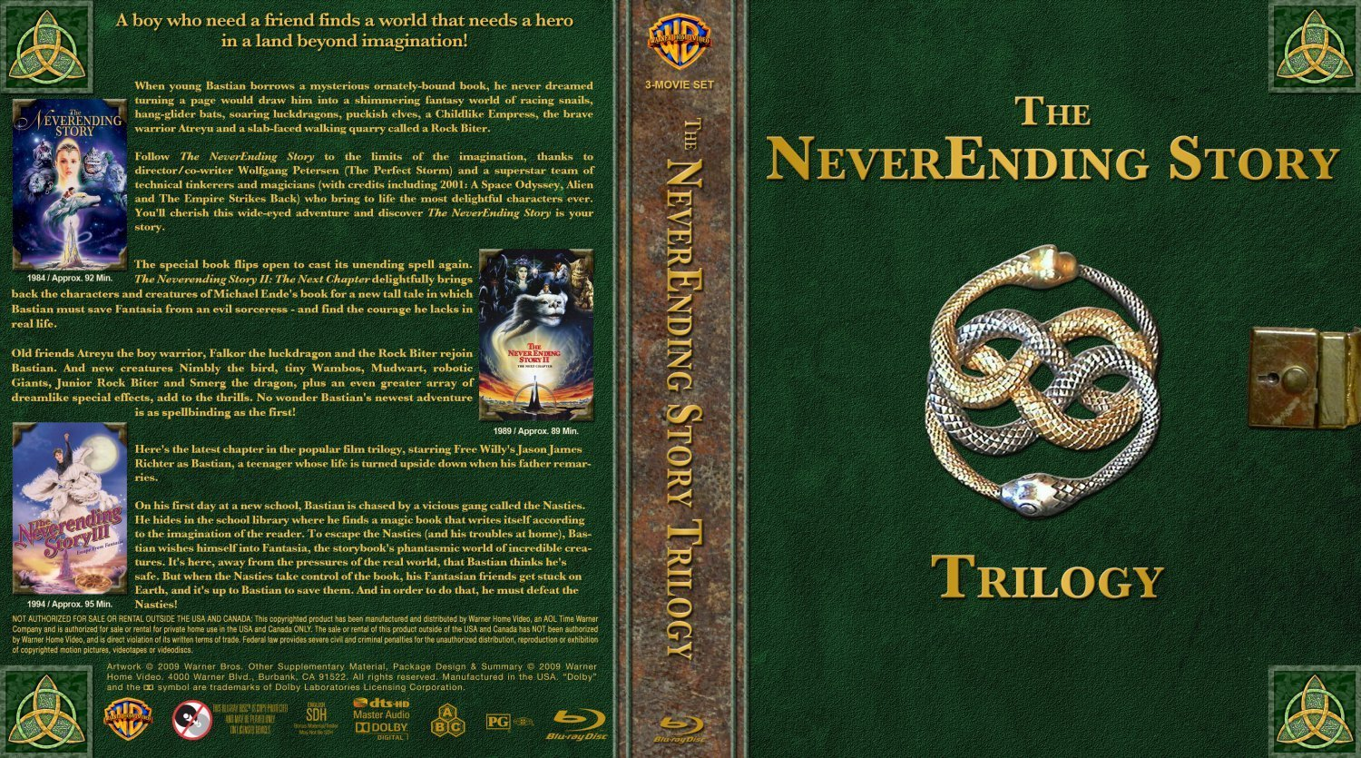 neverending story turning points essay