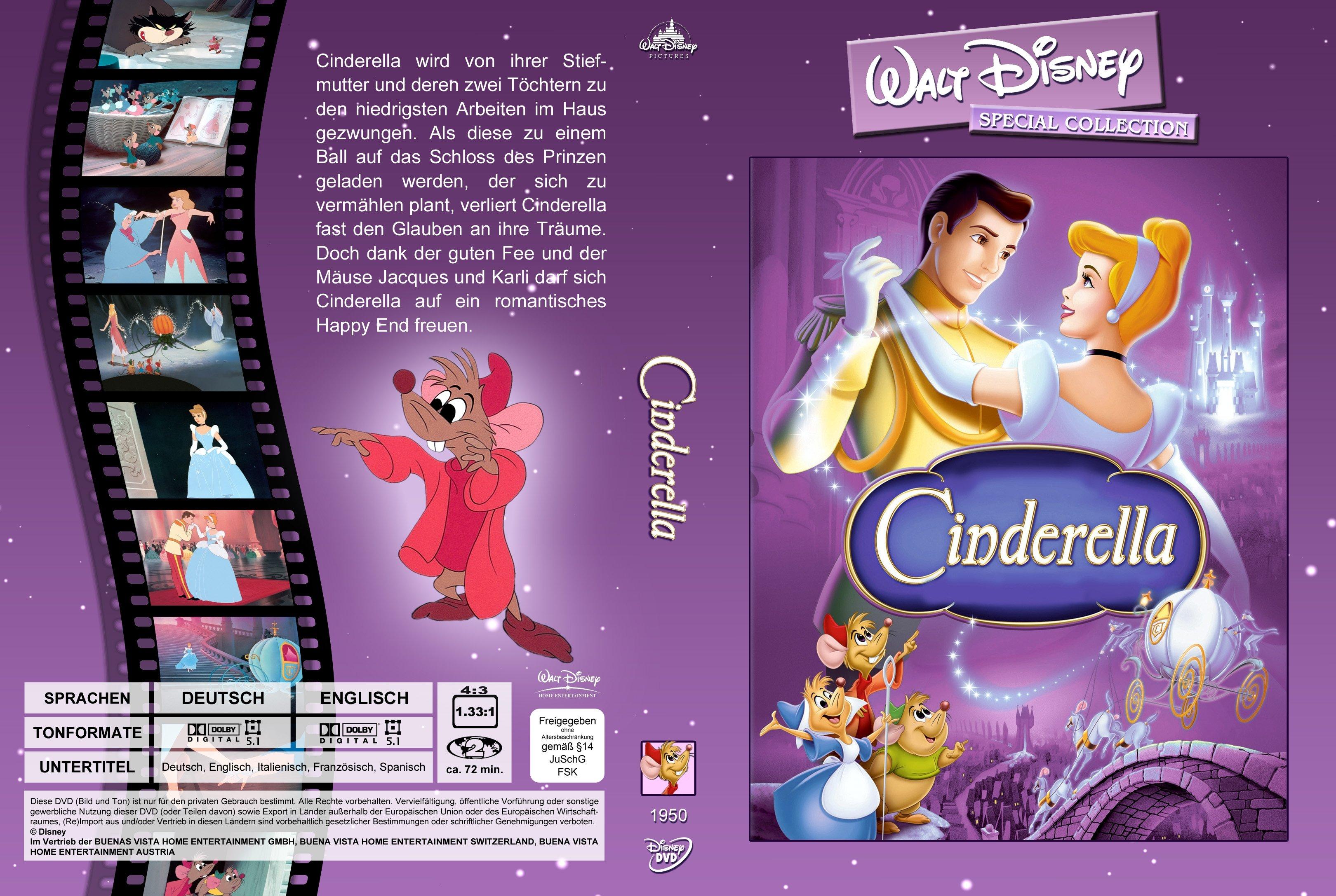 Cinderella Disney Special Platinum Edition Movie HD free download 720p