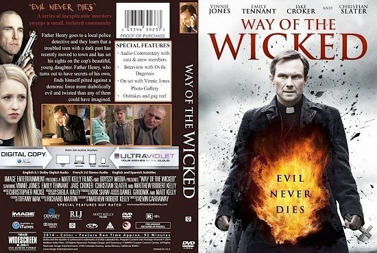 dvd cover Way Of The Wicked
