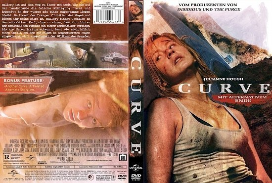 dvd cover Curve R2 GERMAN