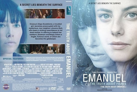 dvd cover The Truth About Emanuel