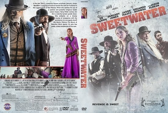dvd cover Sweetwater