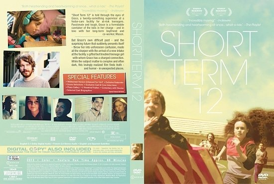 dvd cover Short Term