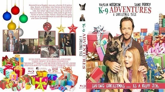 dvd cover K 9 Adventures A Christmas Tale