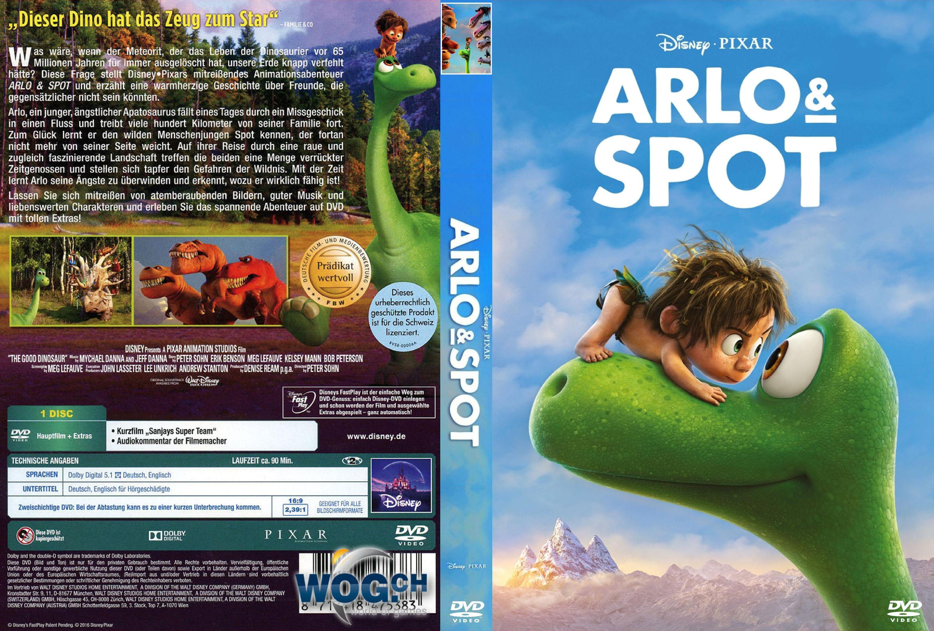 arlo spot r2 german dvd covers and labels. Black Bedroom Furniture Sets. Home Design Ideas