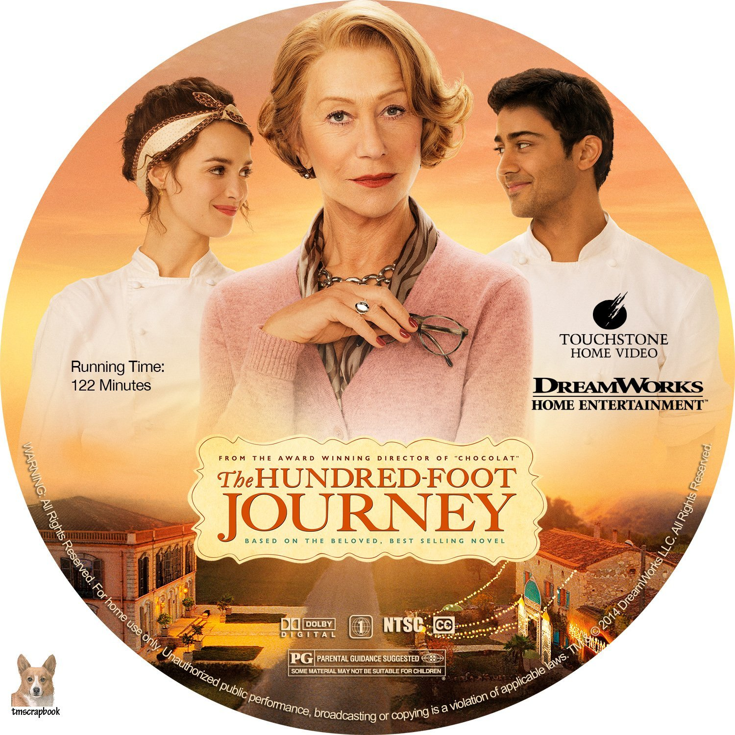 "one hundred foot journey French haute cuisine clashes with indian cooking in ""the hundred-foot journey,"" starring helen mirren and om puri."