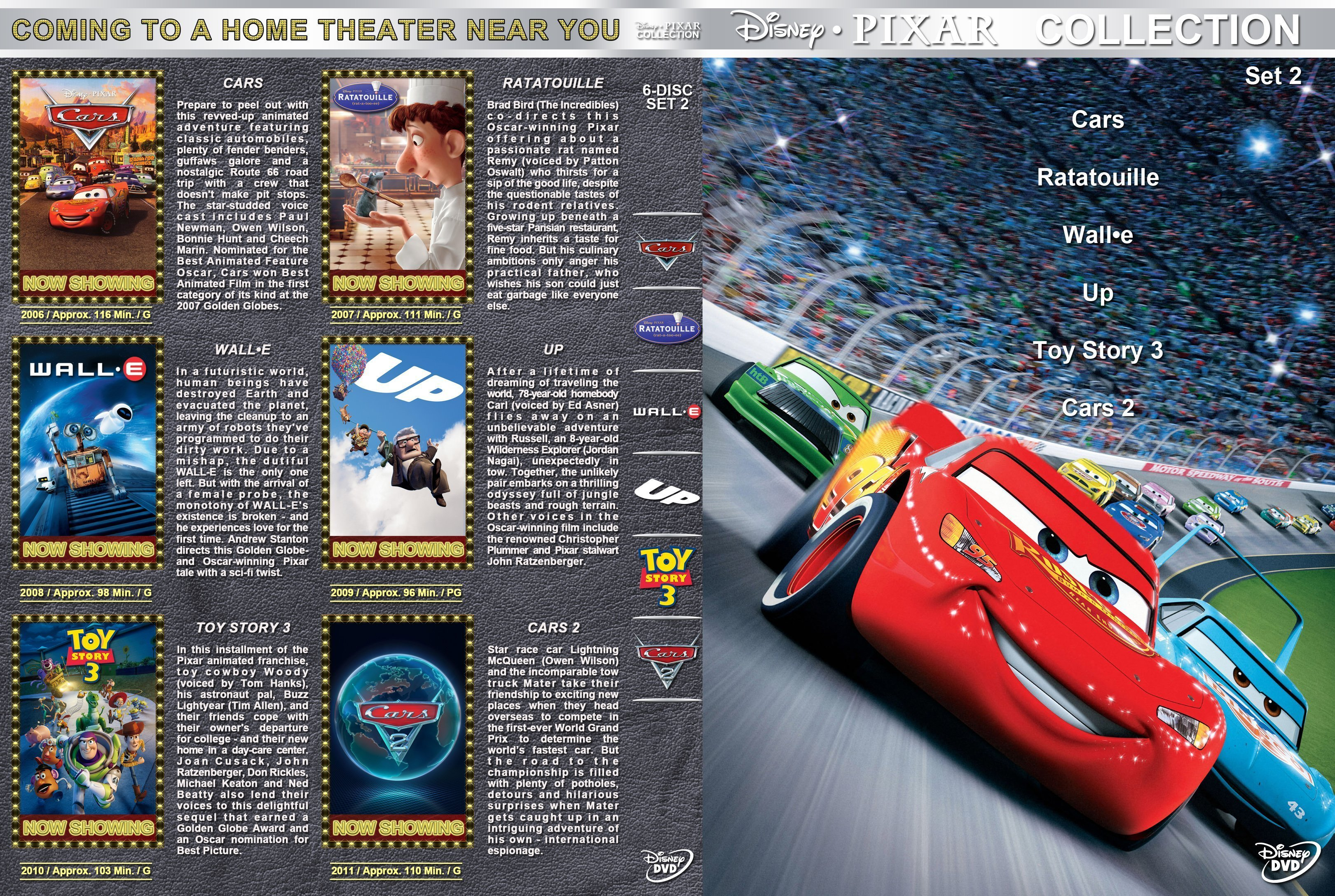 Cars  Dvd Cover Download