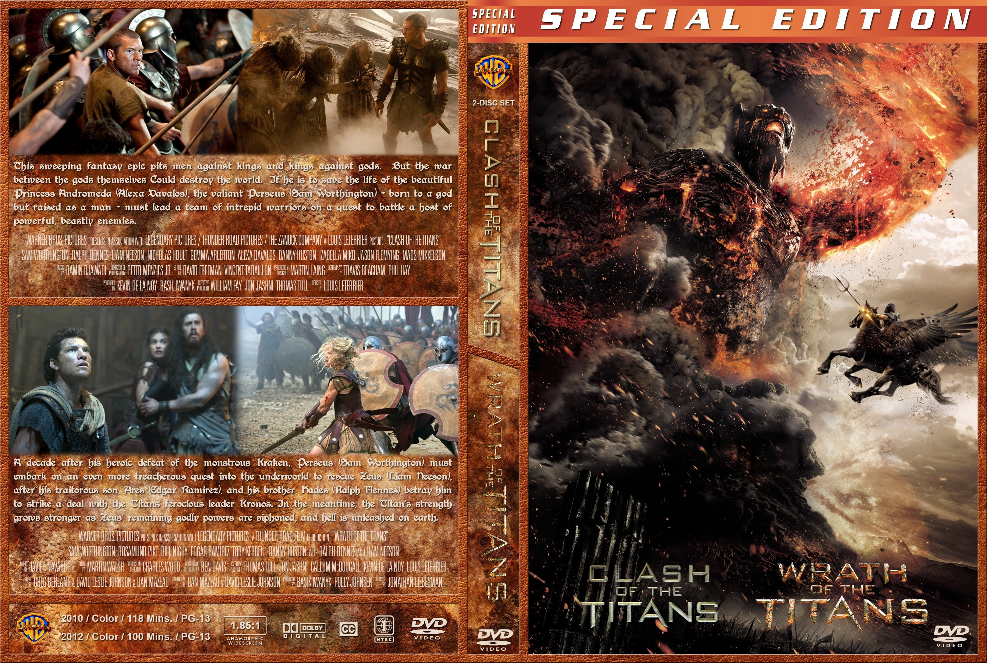 an analysis of the three archetypes in the movie clash of the titans Later on in the movie the cast is divided into three categories: mtv movies blog the first image of sam worthington from 'clash of the titans.