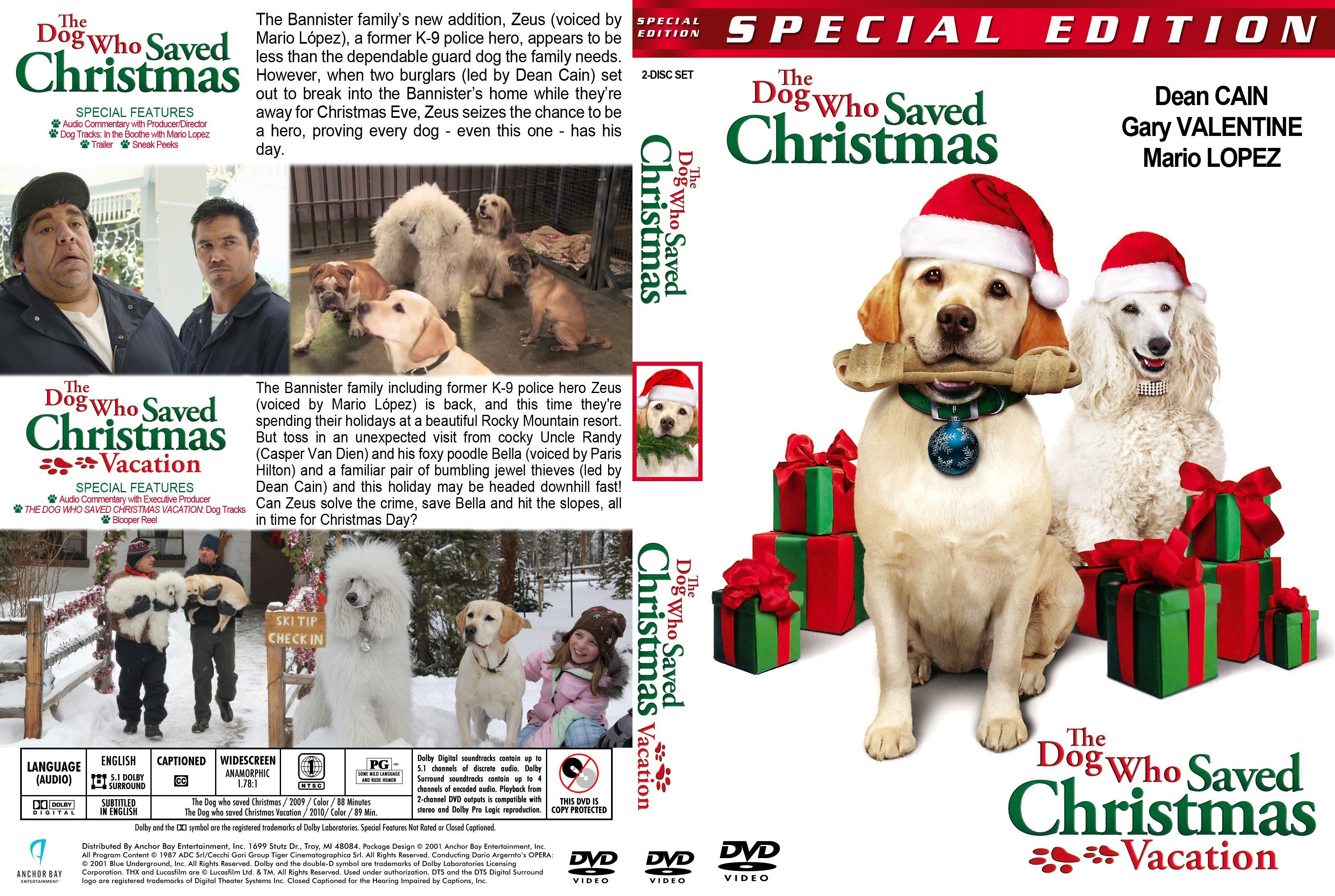 The Dog Who Saved Christmas.The Dog Who Saved Christmas The Dog Who Saved Christmas