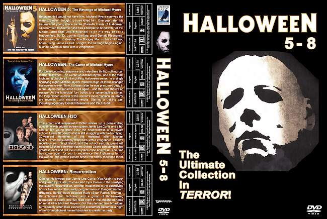 Halloween 5 Blu Ray.Cover Dvd Covers And Labels Page 384