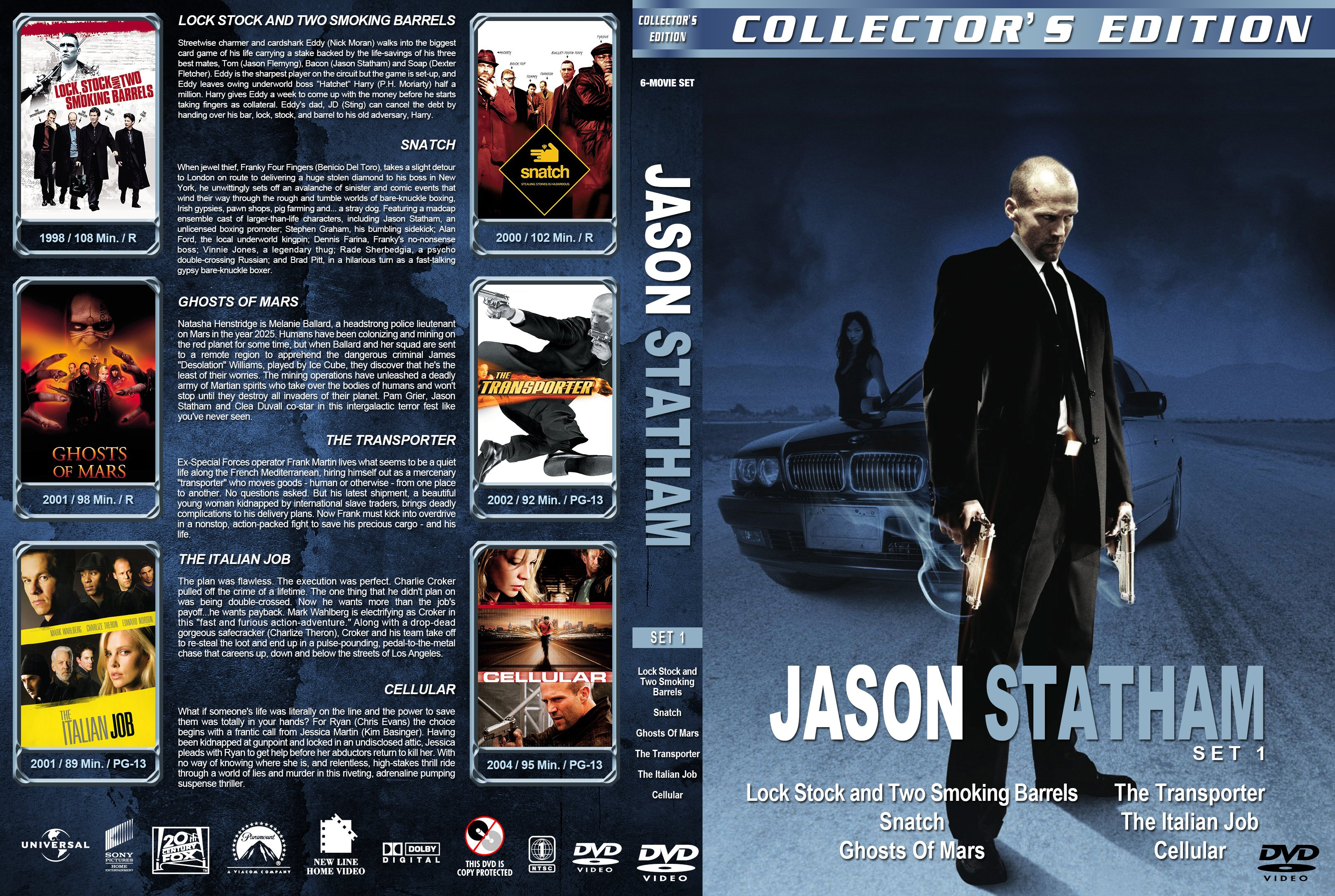 Movie starring ice cube jason statham