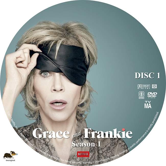 grace and frankie amazon