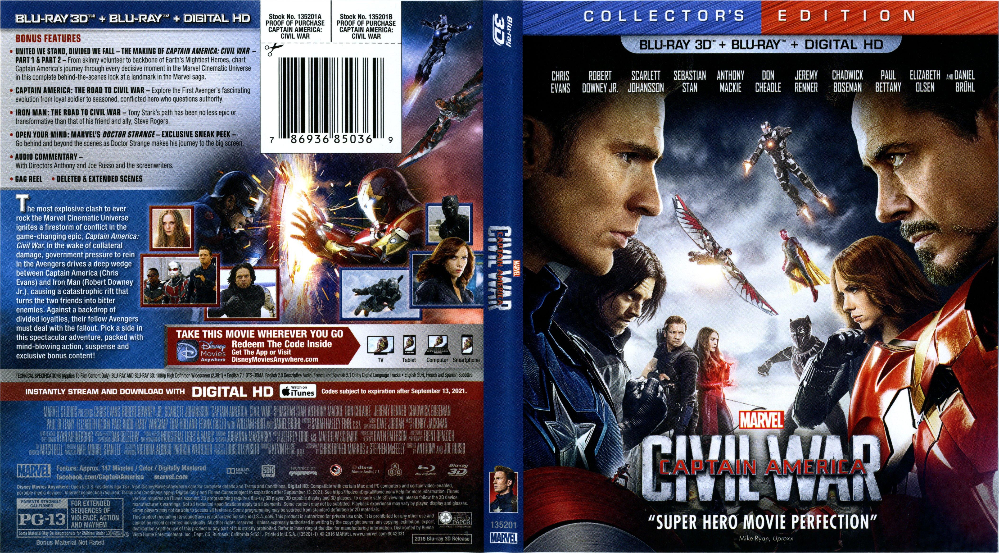 civil war captain america torrent