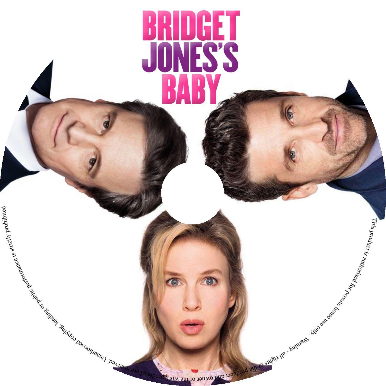 Bridget Jones S Baby 2016 R0 Custom Cover Label Dvd Covers And Labels