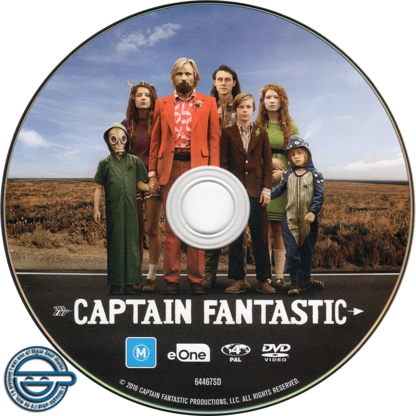 фильм captain fantastic