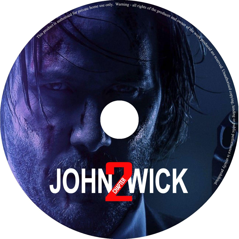 Download John Wick 2 John Wick 2 2017 R0 Custom Cover Amp Label Dvd Covers