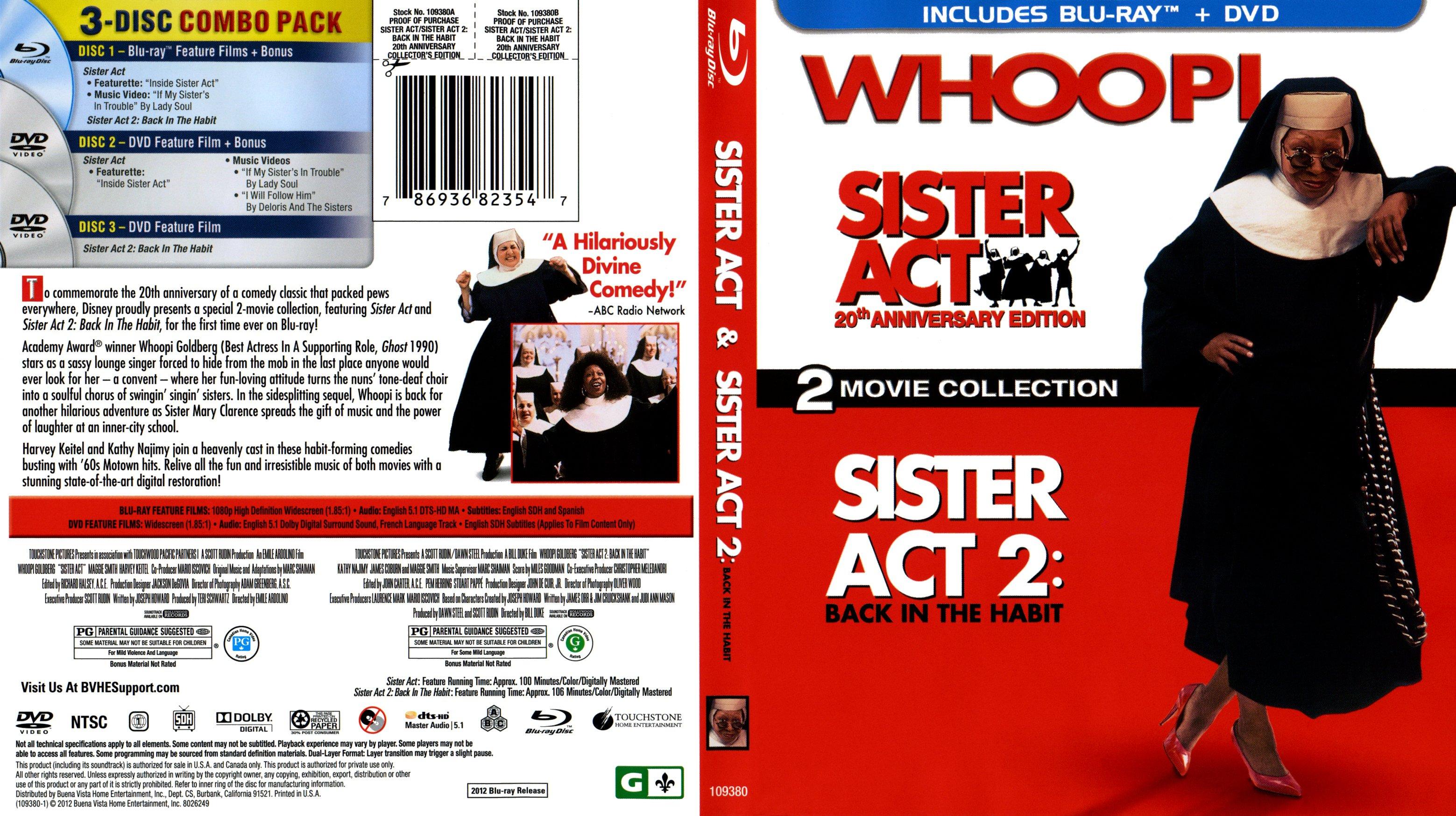Sister Act 1992  IMDb