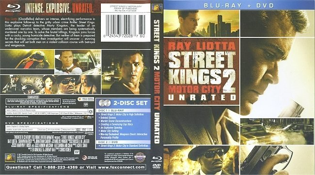 street kings 2 movie