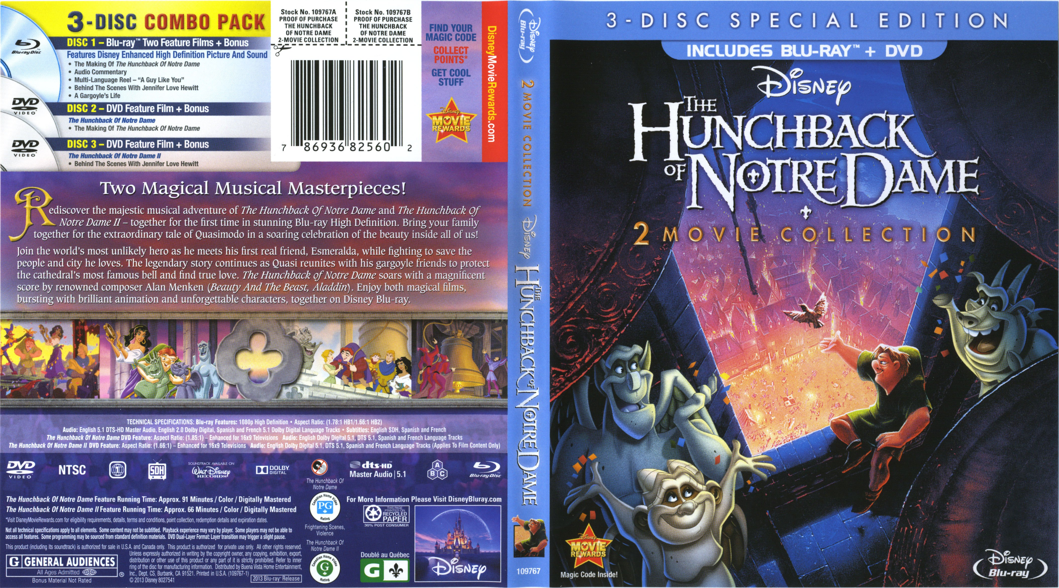 love in the hunchback of notre