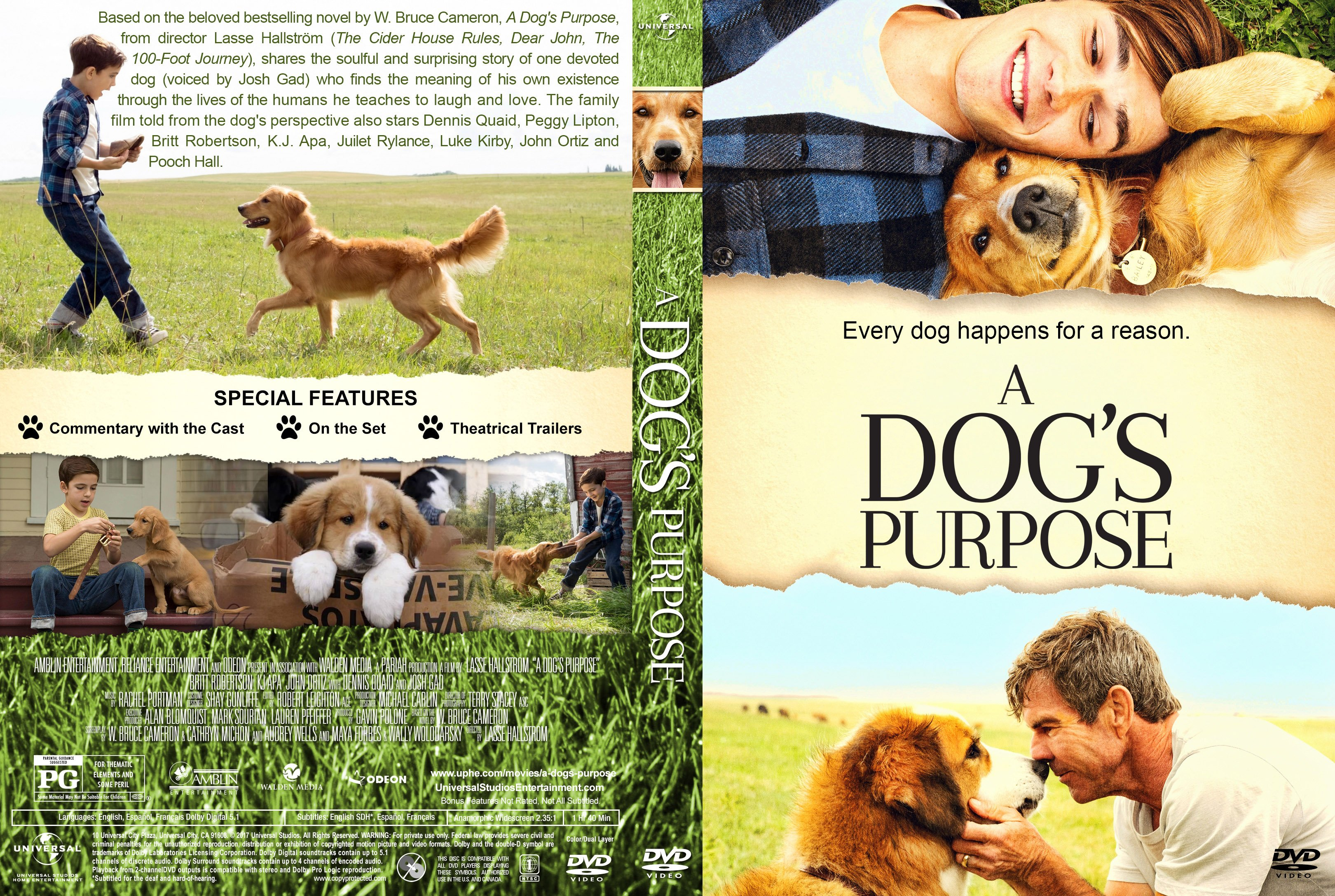 A Dog S Purpose Movie Download Free