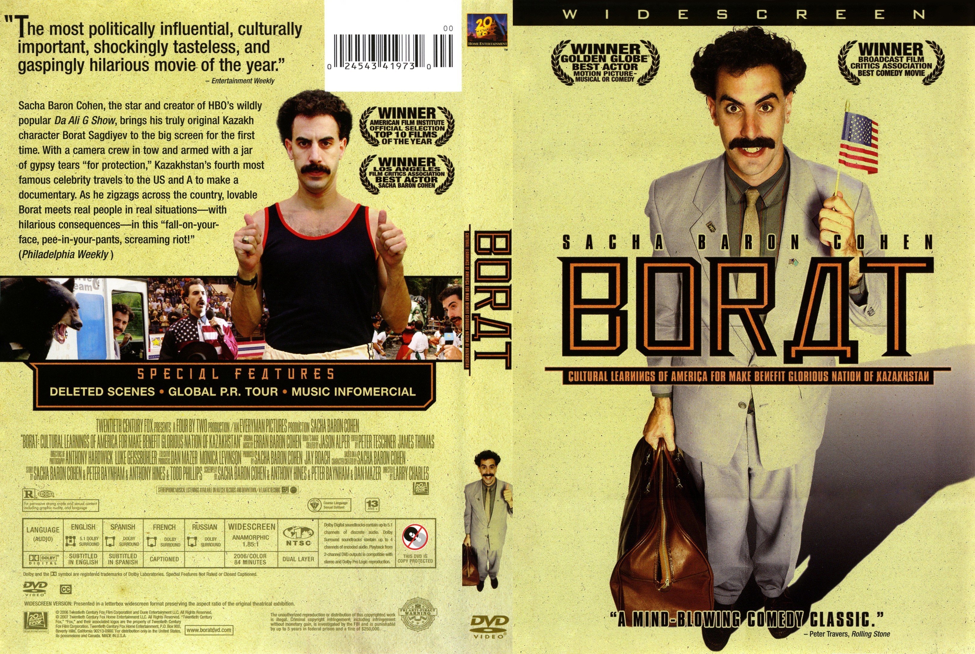 the humor in borat cultural learnings of america for make benefit glorious nation of kazakhstan