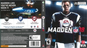 "dvd cover Madden NFL 18 (2017) XBOX ONE USA Cover""> Madden NFL 18 (2017) XBOX ONE USA Cover 0 15.05.18 Facebook Google+ Twitter"