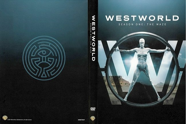 dvd cover Westworld : Season One (2017) R1 DVD Cover