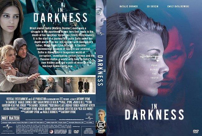 dvd cover In Darkness (2018) R1 Custom DVD Cover