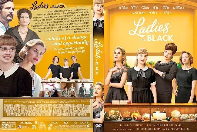 dvd cover Ladies in Black DVD Cover