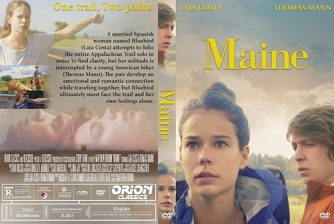 dvd cover Maine DVD Cover