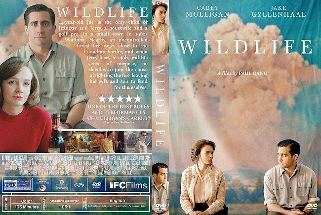 dvd cover Wildlife DVD Cover