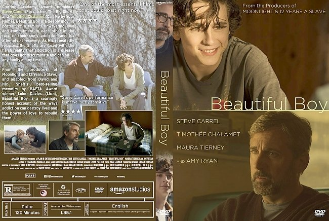 dvd cover Beautiful Boy DVD Cover