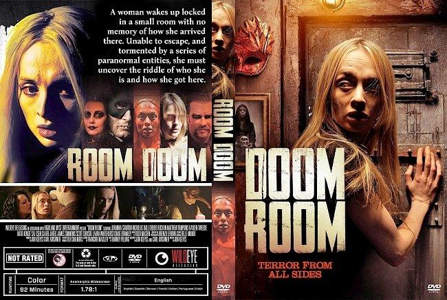 dvd cover Doom Room DVD Cover
