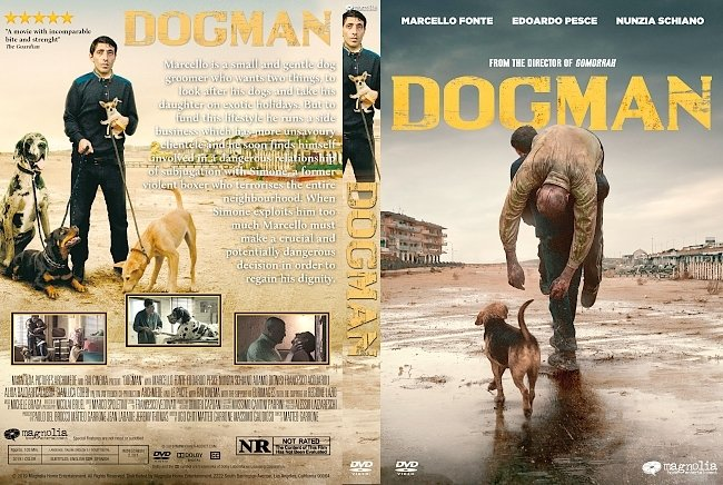 dvd cover Dogman DVD Cover