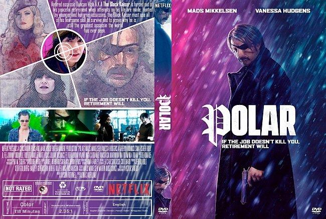 dvd cover Polar DVD Cover