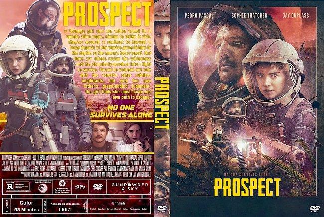 dvd cover Prospect DVD Cover