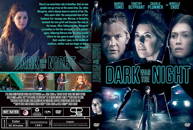 dvd cover Dark Was The Night DVD Cover