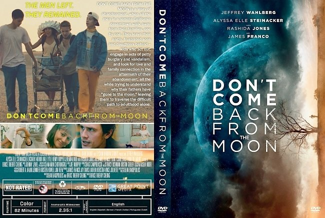 dvd cover Don't Come Back from the Moon DVD Cover