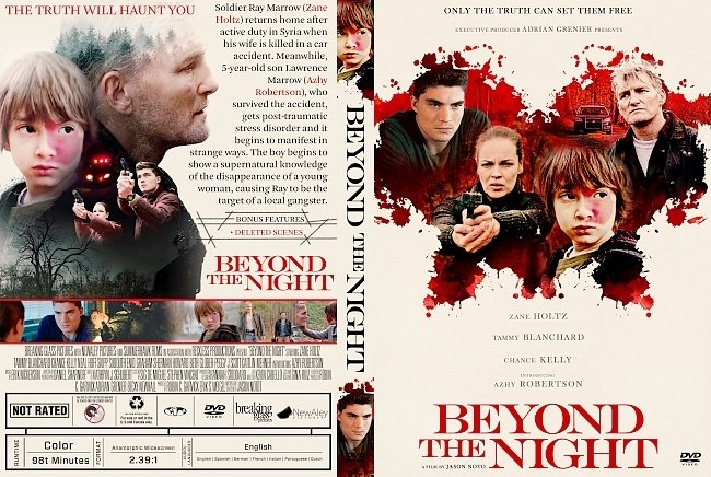 dvd cover Beyond the Night DVD Cover
