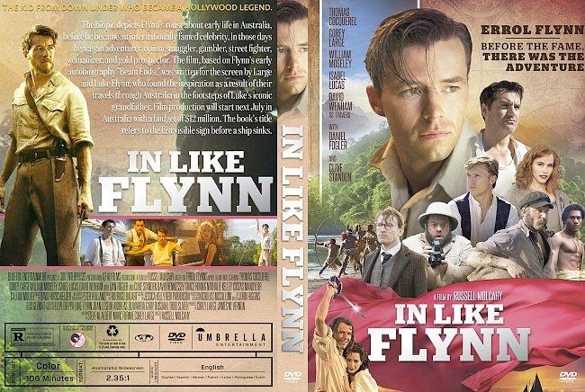 dvd cover In Like Flynn DVD Cover