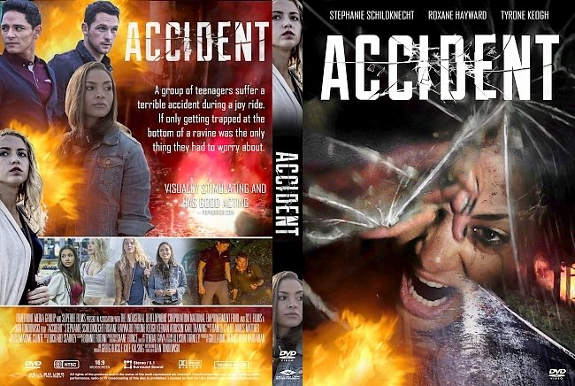 dvd cover Accident DVD Cover