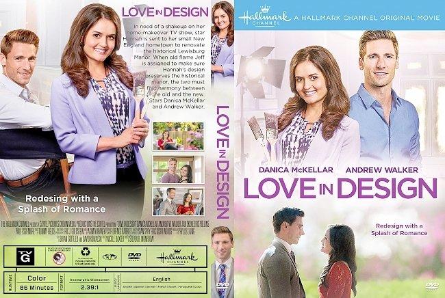 dvd cover Love in Design DVD Cover
