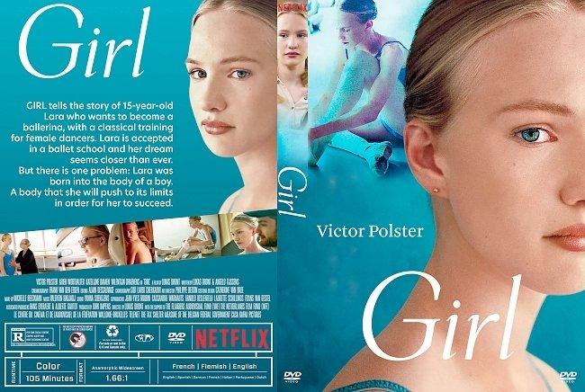 dvd cover Girl DVD Cover