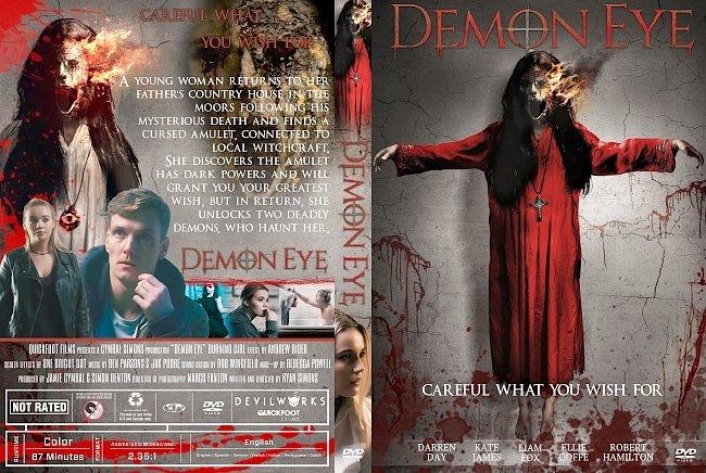 dvd cover Demon Eye DVD Cover