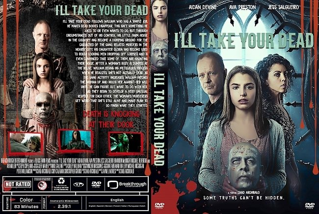 dvd cover I'll Take Your Dead DVD Cover