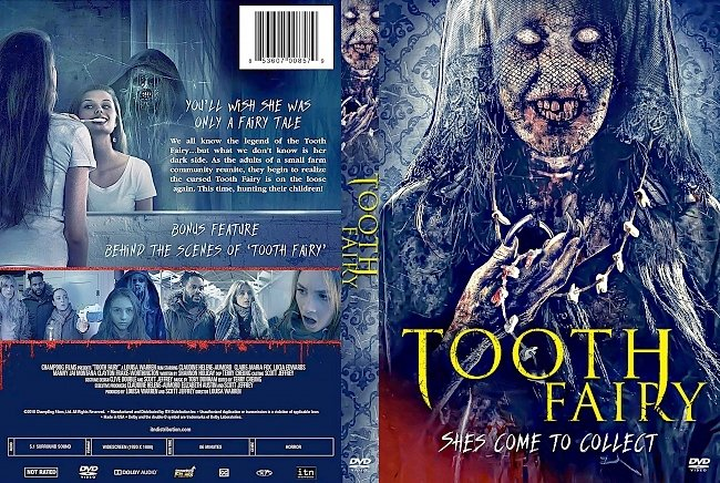 dvd cover Tooth Fairy DVD Cover