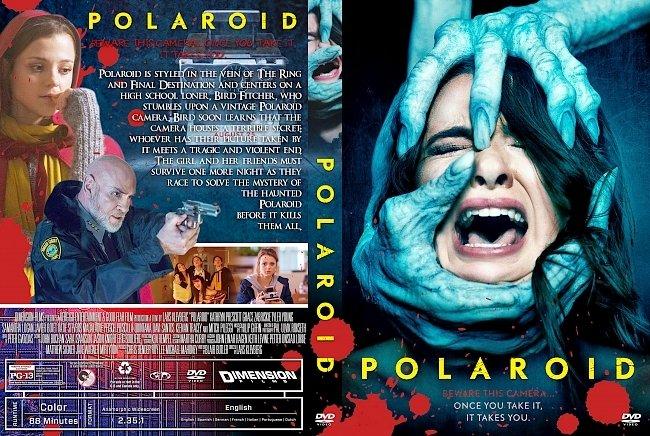 dvd cover Polaroid DVD Cover
