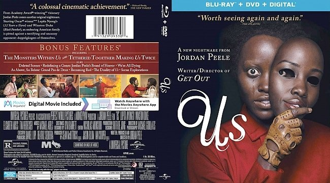 dvd cover Us Bluray Cover
