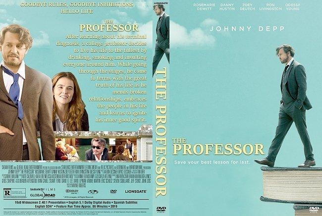dvd cover The Professor DVD Cover
